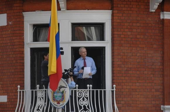 Julian Assange amenazado directamente por Jeff Sessions