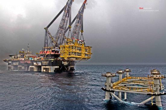 Las obras del proyecto Castor se paralizaron dos semanas después de comenzar a sentirse los primeros terremotos. / Proyecto Castor/Gudnus.com