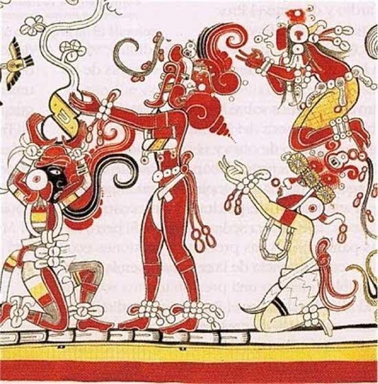 Los Mayas Y Su Curiosa Sexualidad Historia Diario Digital Nueva