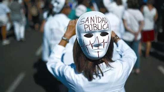Siete propuestas contra los destrozos del PP en la sanidad pública