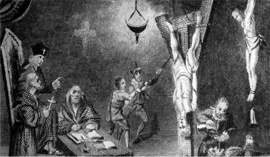 Resultado de imagen para quema de instrumentos de tortura