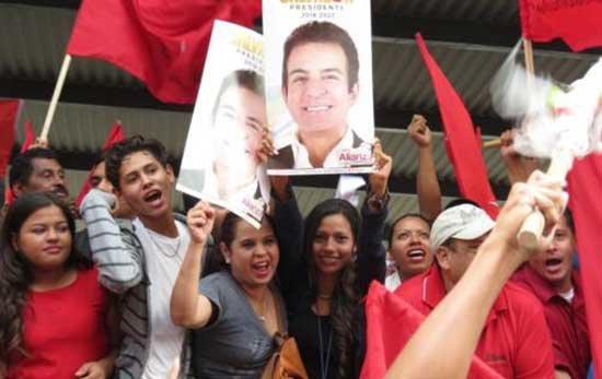 Honduras, la venganza electoral de las y los despojados