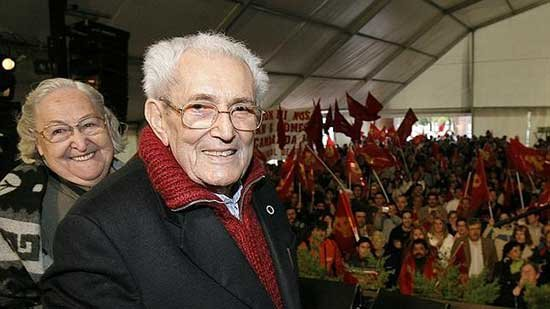 CCOO, IU y el PCE conmemorarán el centenario del nacimiento de Marcelino Camacho