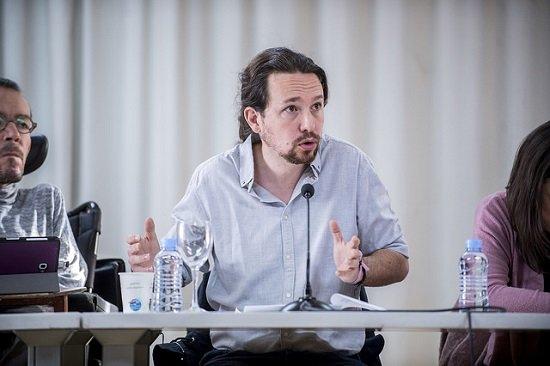 """Pablo Iglesias hace autocrítica del 21D: """"Deberíamos haber hecho las cosas mejor"""""""