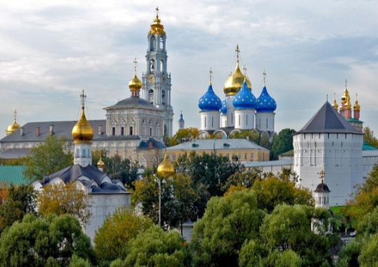 Resultado de imagen de dieciséis monasterios ortodoxos