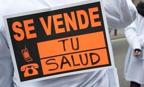 Resultado de imagen de Los principales fondos buitre que operan en la sanidad pública española