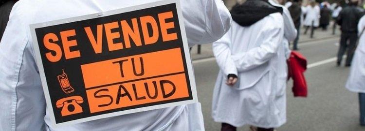El deterioro de la sanidad pública fomenta los seguros privados de salud