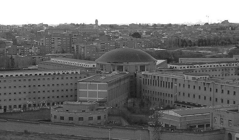 Cárcel de Carabanchel, Madrid, España