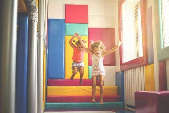 Cómo transformar tu trastero en un cuarto de juegos para tu hijo o hija