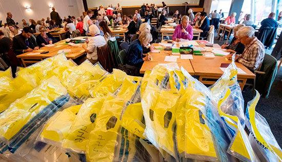La izquierda sueca gana nuevamente las elecciones tras el recuento del voto en el exterior