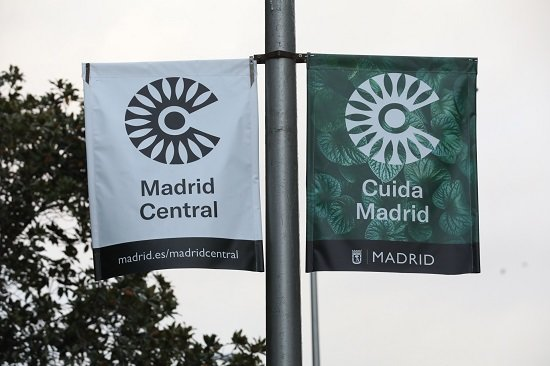 Récords históricos en el primer año de Madrid Central