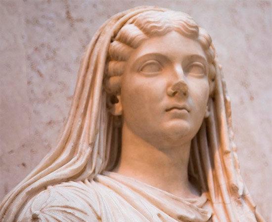 Matrimonio En El Imperio Romano : Julia augusta la gran matrona romana