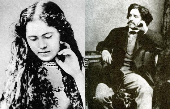 Paul Lafargue y Laura Marx en España