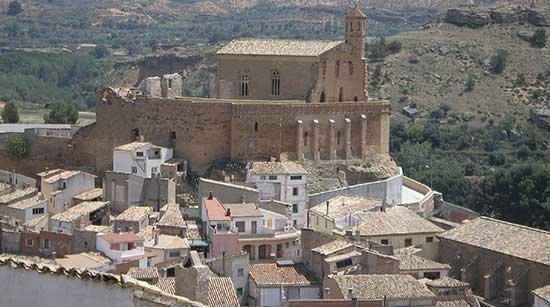 Villa de Híjar, en la provincia de Teruel