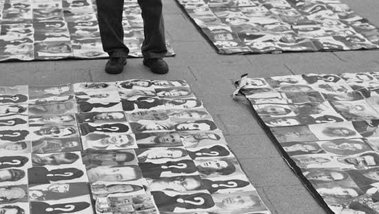 """Víctimas del franquismo piden una """"ley de reconocimiento y protección integral"""""""