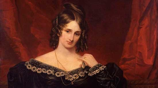 Mary Wollstonecraft Shelley y Frankenstein