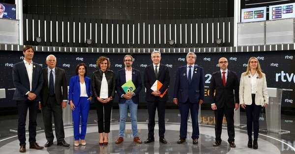 debate RTVE europeas