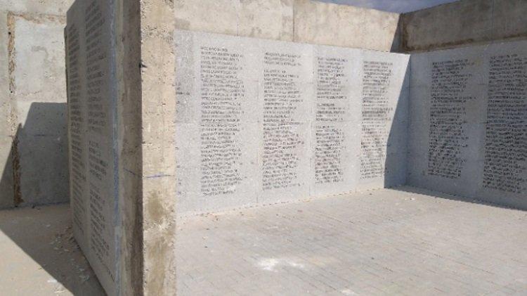 Resultado de imagen de memorial cementerio del este madrid