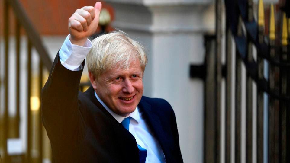 Boris 'Falstaff' Johnson: el triunfo de la farsa