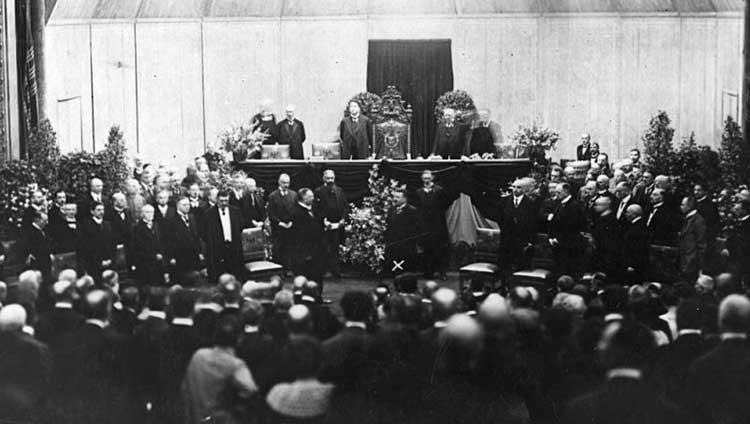 Centenario de la Constitución de Weimar (1919 – 2019)