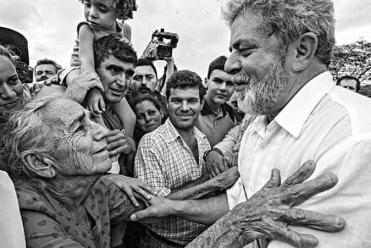 Cien minutos en la cárcel con Lula