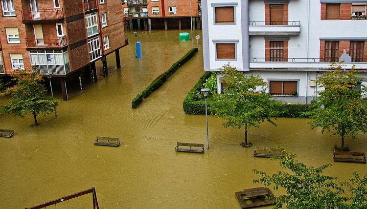 Inundaciones. (Imagen de archivo).