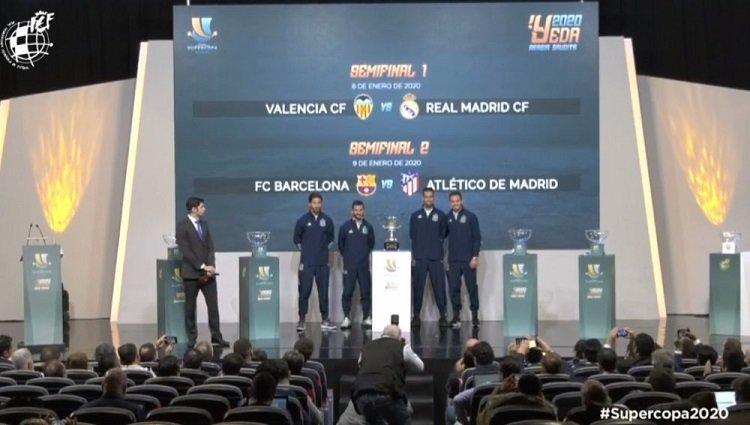 Supercopa de España, vender el alma por 120 millones