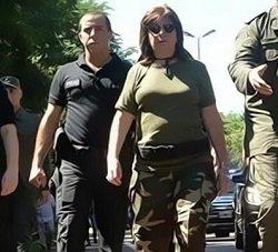 ministra argentina