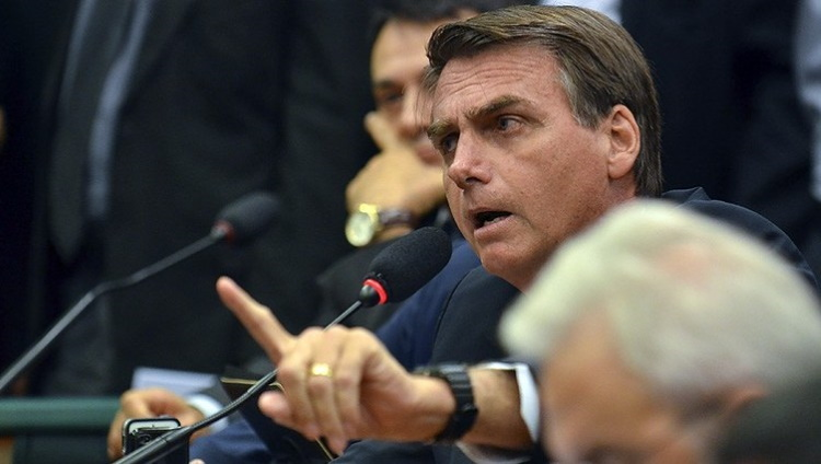 The Bolsonaro horror show