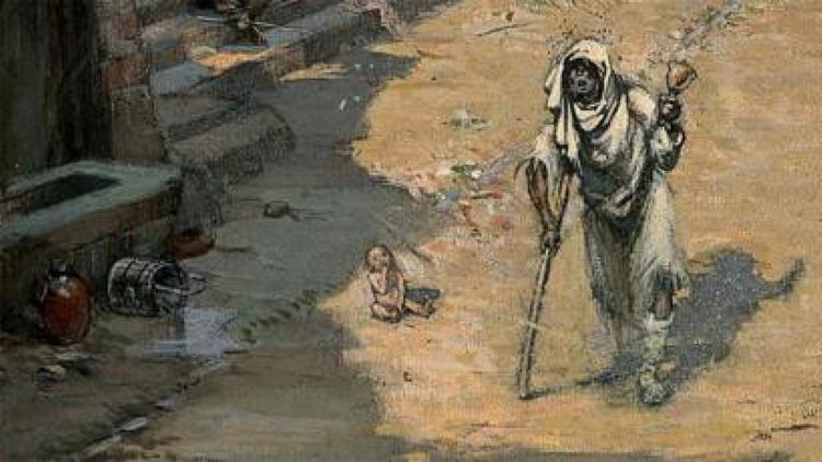 Cuando la peste Antonina asoló el Imperio Romano