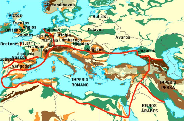 La plaga de Justiniano