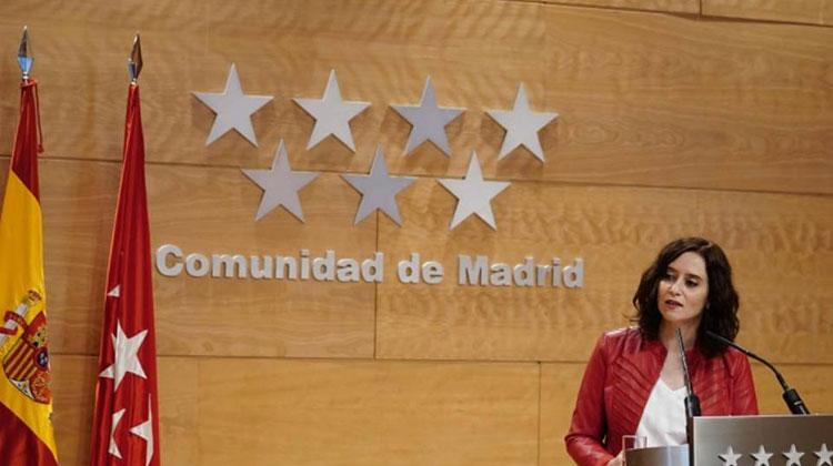 """La Comunidad de Madrid """"marea"""" a los autónomos con """"medidas ..."""