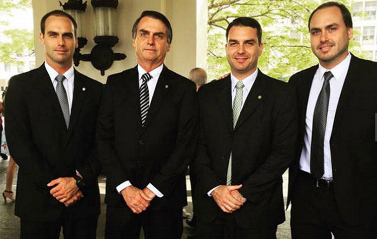 El clan Bolsonaro y el gabinete del odio
