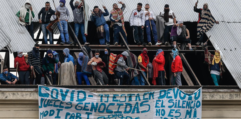 """Cárceles y Covid-19 en Argentina.Sobre las """"excarcelaciones masivas"""""""