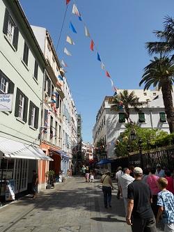 Main Street Gibtaltar