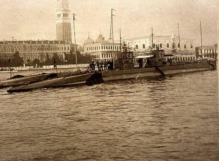 Submarino C3 dos