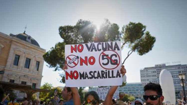 Crecen las marchas anticuarentena - Walter C. Medina - Diario digital Nueva Tribuna