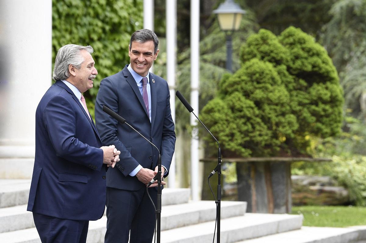 Argentina renegocia con el FMI la deuda contraída por el Gobierno Macri