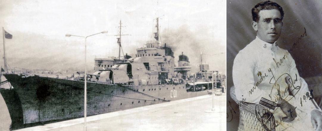 crucero marino