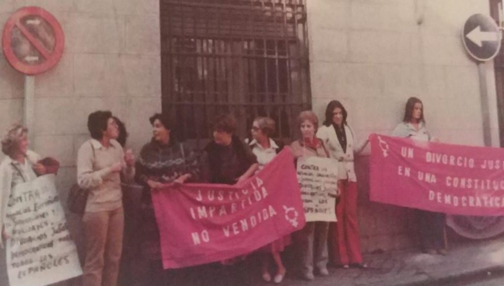 Encadenamiento tribunales eclesiásticos (divorcio 1979)